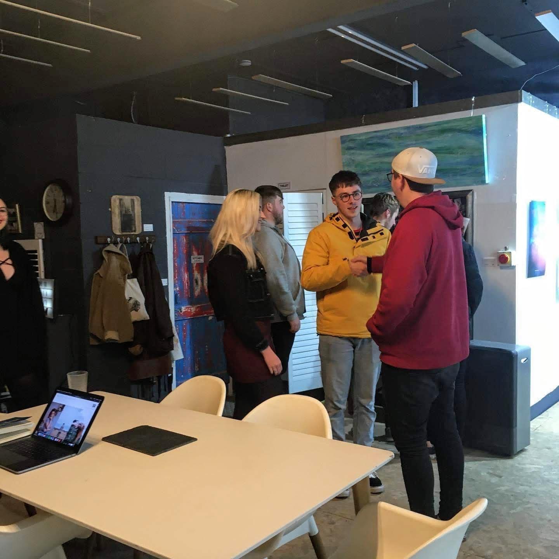 Unit6 exhibition space