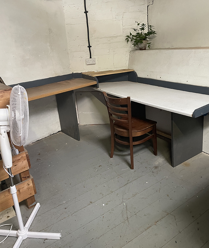 desk space to rent